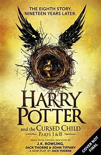 Harry Potter et l'enfant maudit, le texte en français !