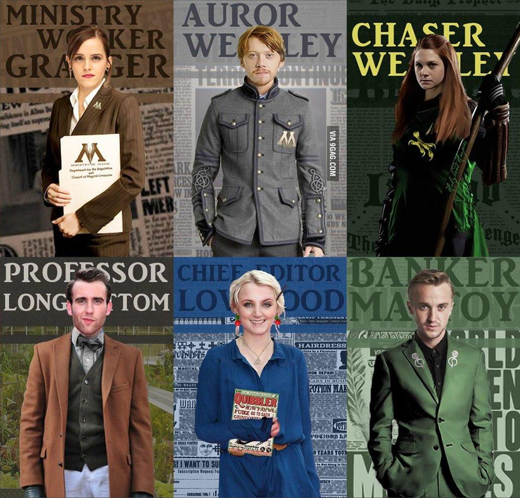 Un nouvel épilogue de Harry Potter à venir ! [Poisson d'avril]