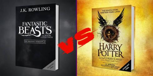 """Les Animaux Fantastiques (script) : vers le premier """"échec"""" commercial de J.K. Rowling ?"""