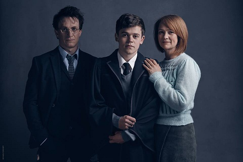Harry Potter and the Cursed Child : premières photos des comédiens en costume