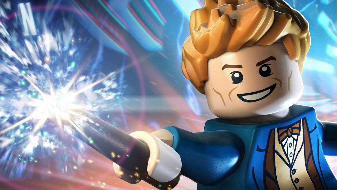 LEGO Dimensions : Harry Potter & Norbert Dragonneau !