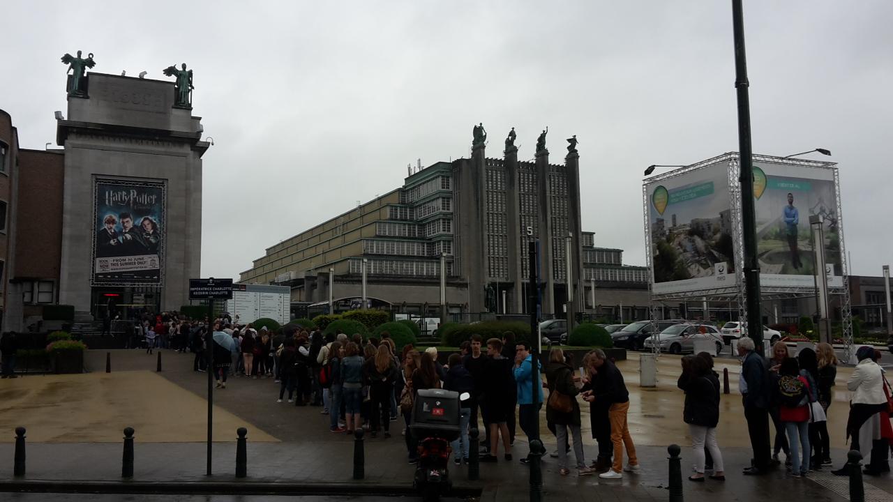 Compte-rendu : l'exposition Harry Potter à Bruxelles, visite de presse