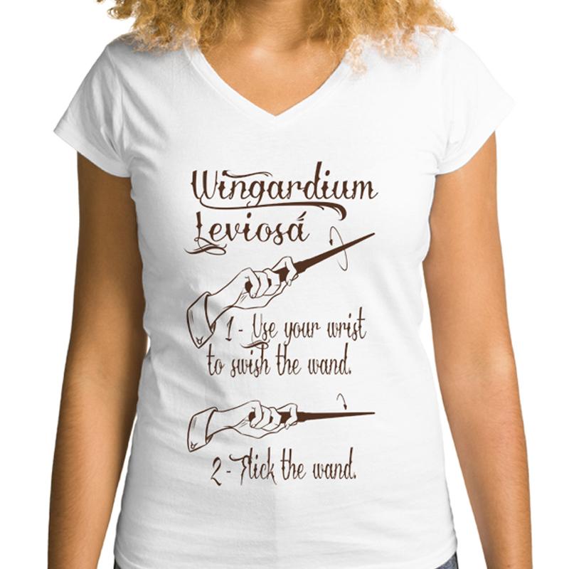 Concours : gagnez un t-shirt Wingardium Leviosa avec Wistitee !
