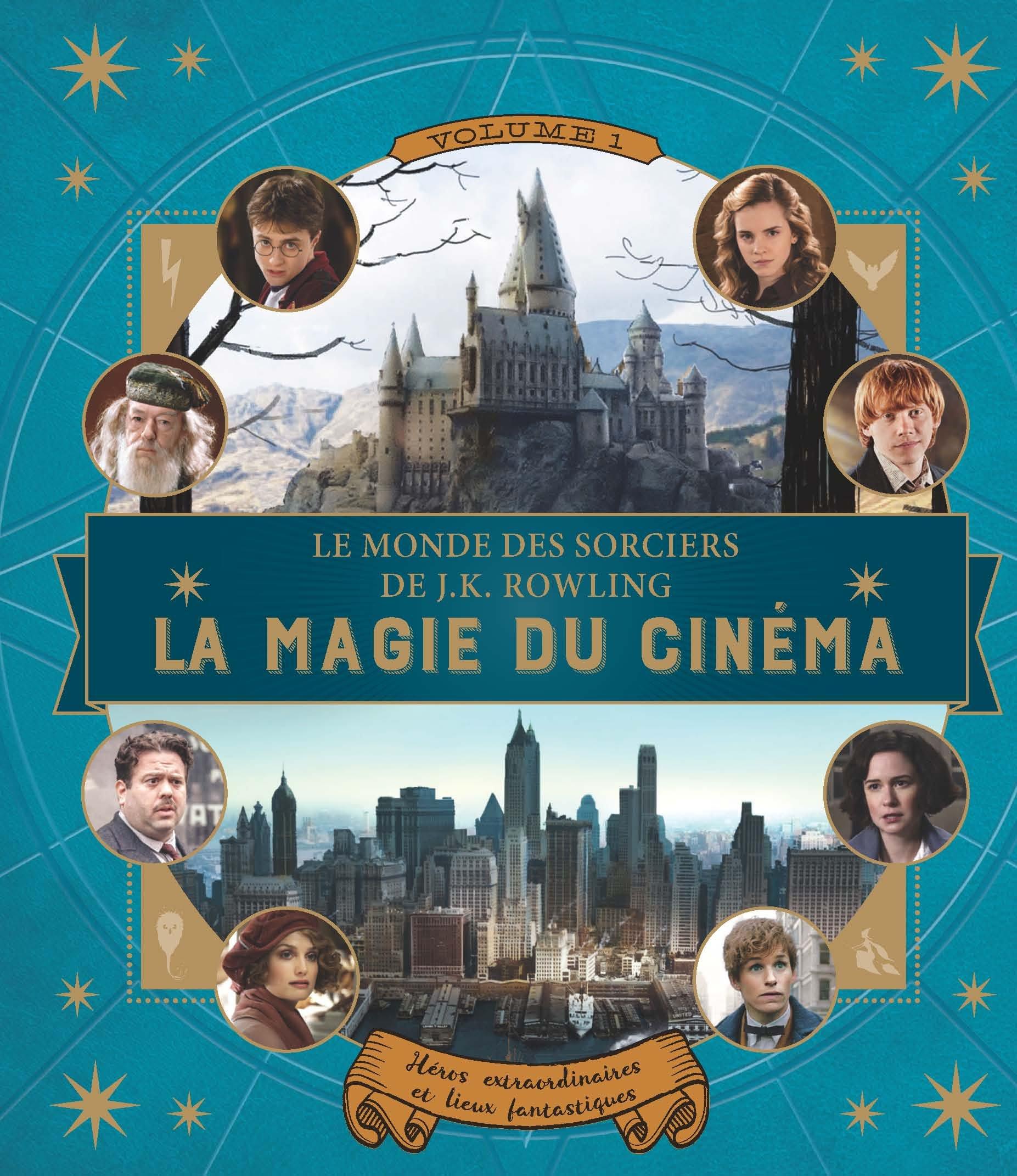Livres dérivés Les Animaux Fantastiques confirmés en français