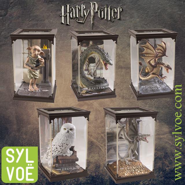 Concours : une figurine créature magique Harry Potter via Sylvoë !