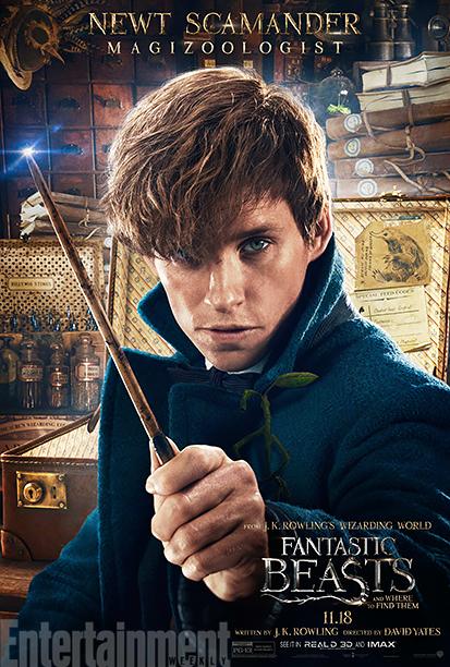 """""""Les Animaux Fantastiques"""", véritable préquelle de Harry Potter !"""