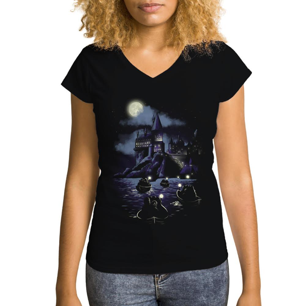 Concours : gagnez un t-shirt 'Arrivée à Poudlard' de Wistitee