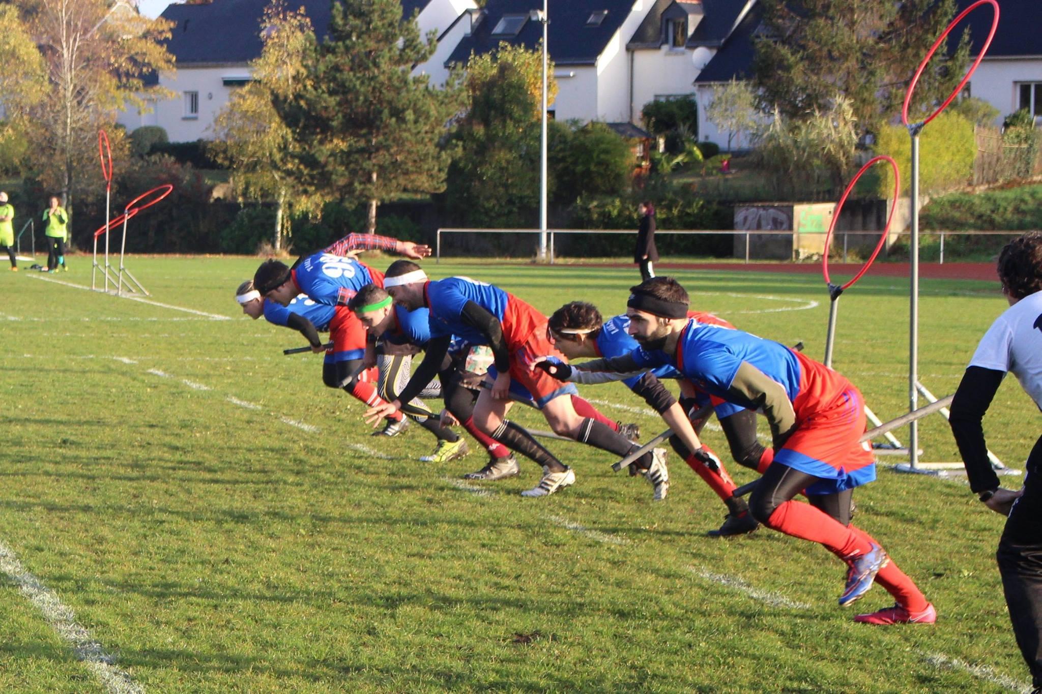 Compte rendu : la troisième Coupe de France de Quidditch