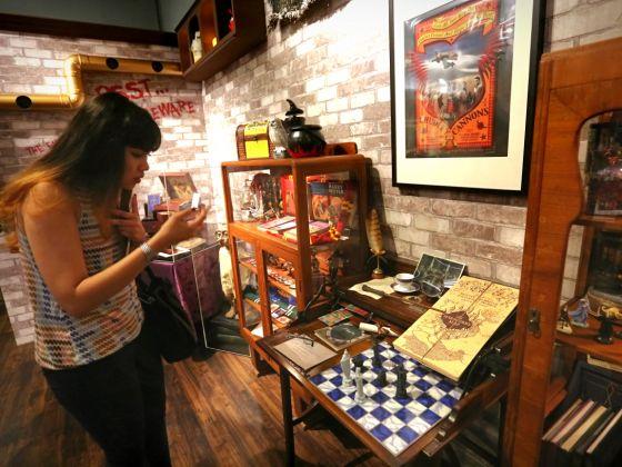 Une exposition Harry Potter ouvre ses portes à Singapour
