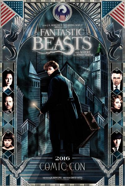 David Heyman prend la plume : De Harry Potter aux Animaux Fantastiques