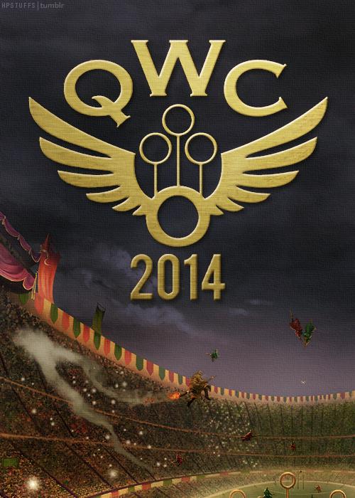 logo que la coupe du monde de quidditch 2014 sur Pottermore