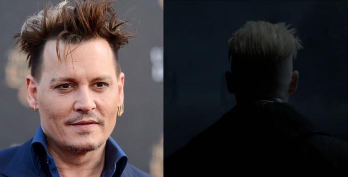 Johnny Depp dans les Animaux Fantastiques : face aux réactions