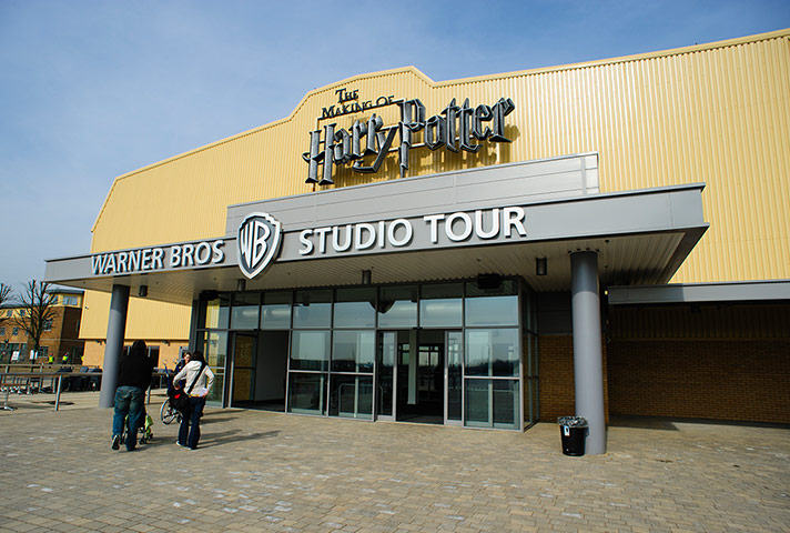 Warner Bros Studio Tour: numéro 1 des destinations touristiques du Royaume-Uni