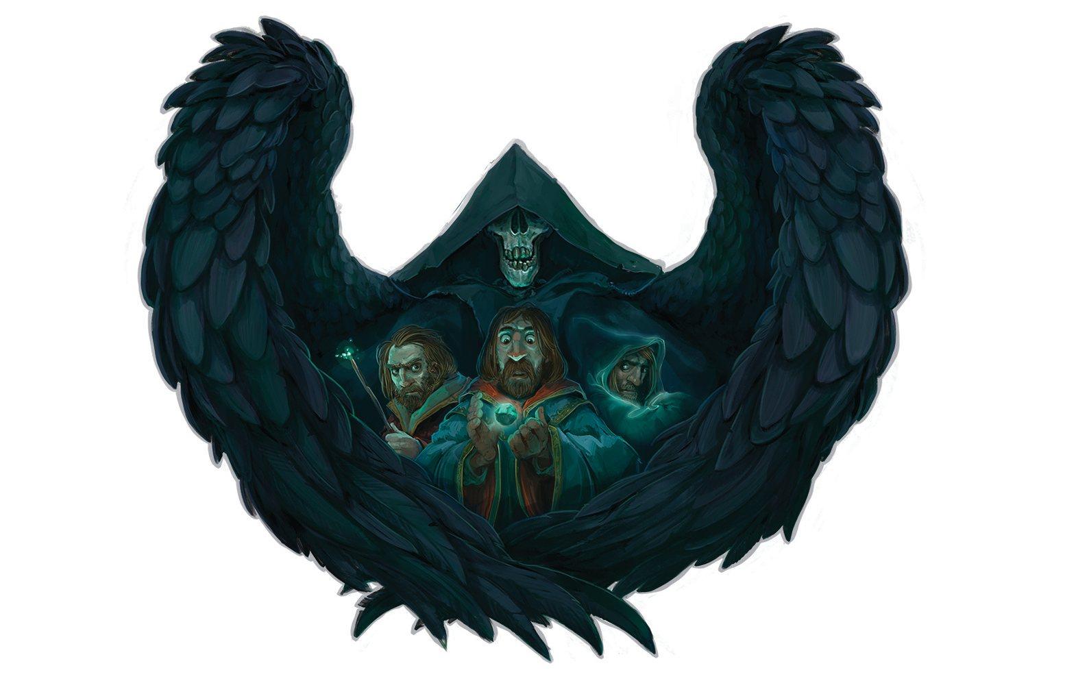 """Aperçu des nouvelles illustrations du """"Quidditch à travers les âges"""" et des """"Contes de Beedle"""""""