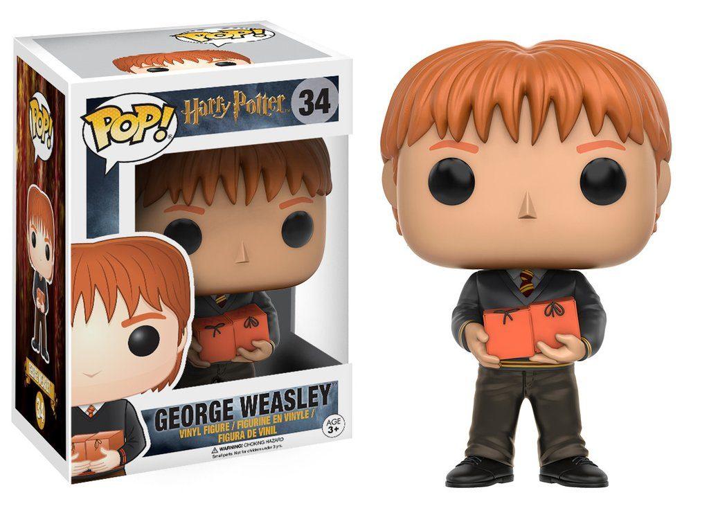 Funko Pop 34 George Weasley boite à flemme