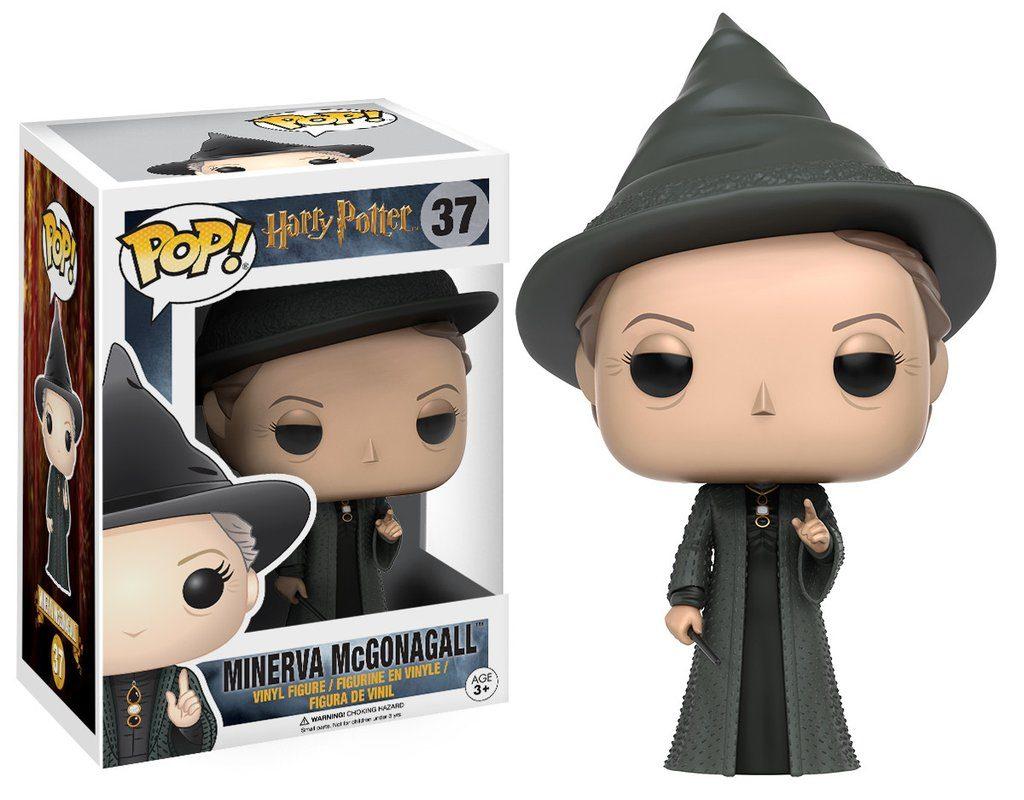 Funko Pop 37 Minerva McGonagall