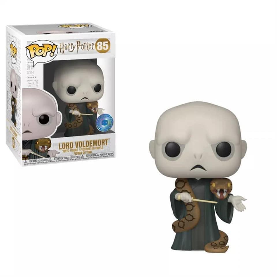 Funko Pop 85 Voldemort et Nagini
