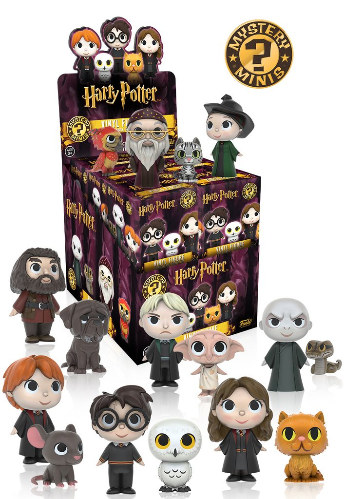 Funko Harry Potter : Vynl, Mystery Mini, peluches & plus encore