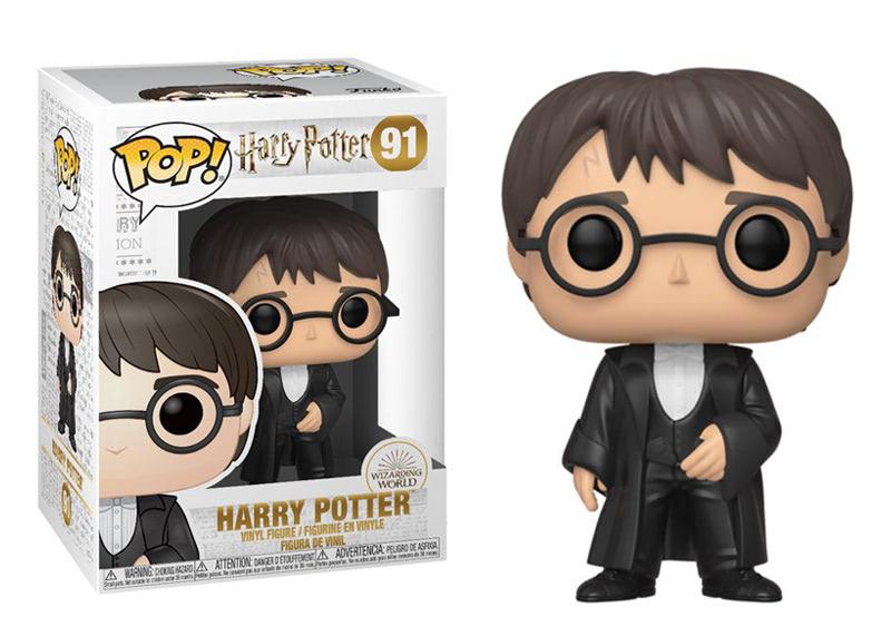 Funko Pop 91 Harry Potter Bal de Noël