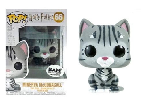 Funko Pop 66 Minerva McGonagall chat