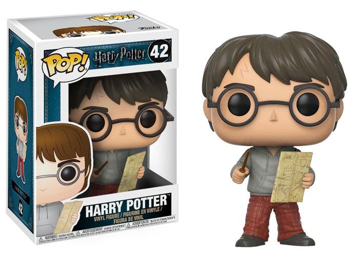 Funko Pop 42 Harry Potter Carte du Maraudeur
