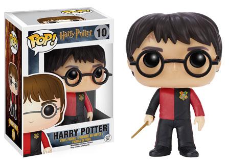 Funko Pop 10 Harry Potter tenue de Champion