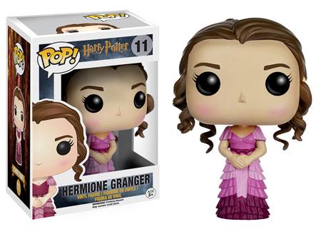 Funko Pop 11 Hermione robe de bal