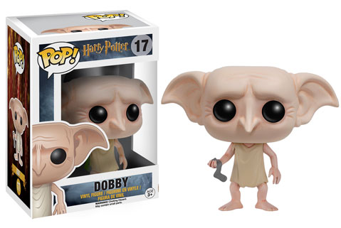 Funko Pop 17 Dobby chaussette