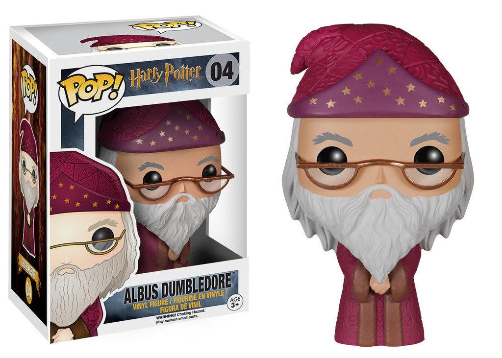 Funko Pop 04 Albus Dumbledore mauve
