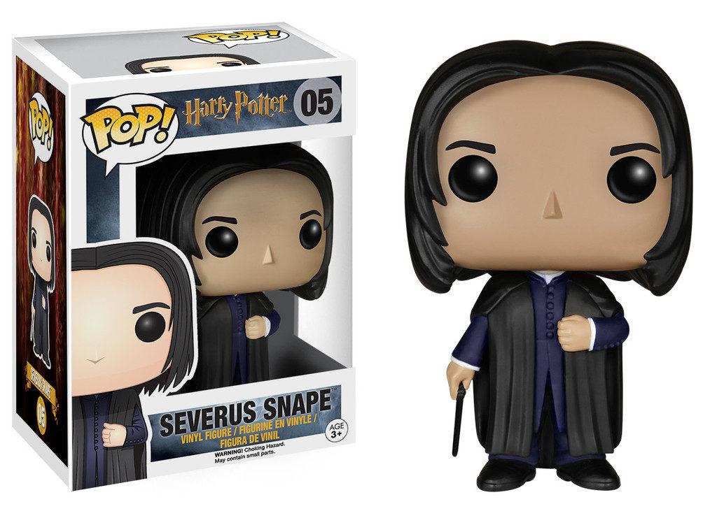 Funko Pop 05 Severus Rogue