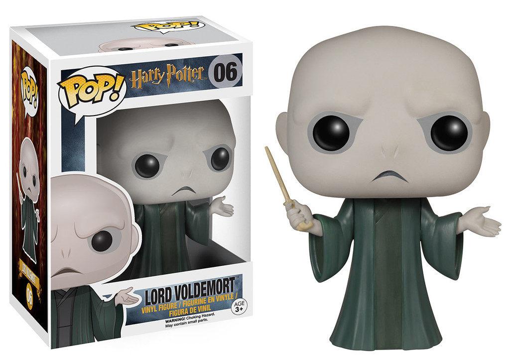 Funko Pop 06 Voldemort