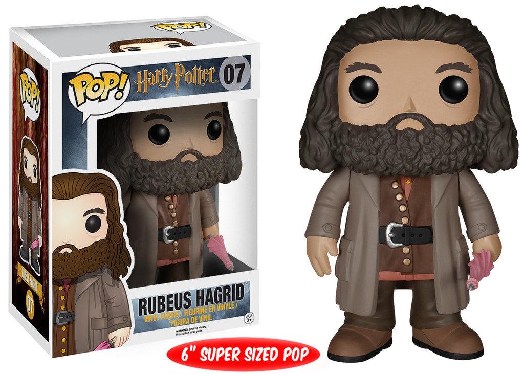 Funko Pop 07 Rubeus Hagrid