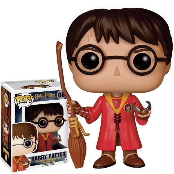 Funko Pop 08 Harry Potter Quidditch