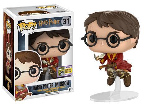 Funko Pop 31BIS Harry Potter Quidditch Vol
