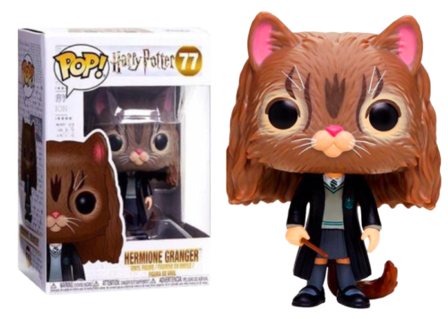 Funko Pop 77 Hermione Chat