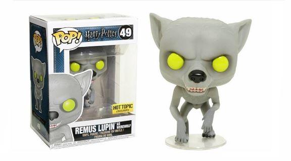 Funko POP : Remus Lupin sous forme de loup-garou