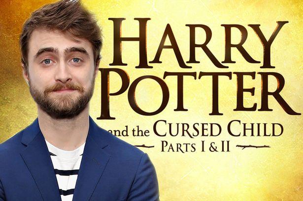 Pas de film Harry Potter & the Cursed Child avec Daniel Radcliffe !
