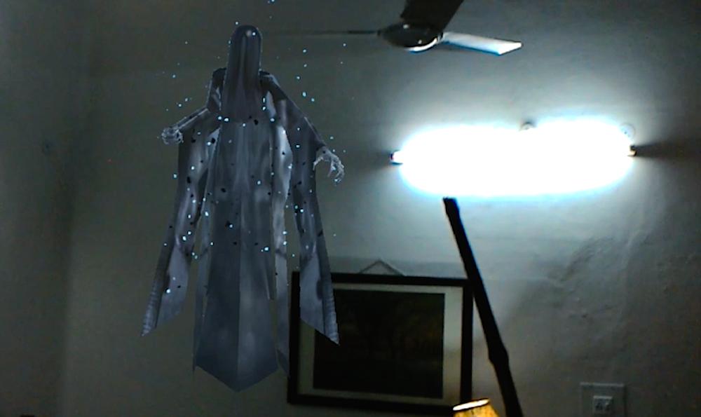 La réalité augmentée au service de Harry Potter via HoloLens