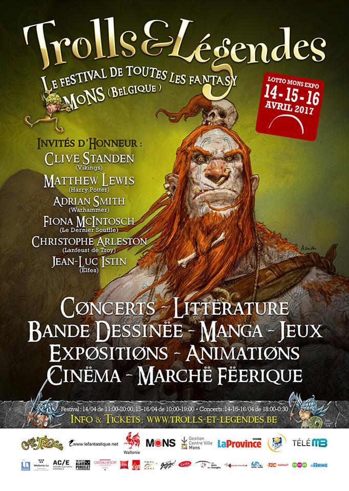 Harry Potter à l'honneur au festival Trolls & Légendes + CONCOURS