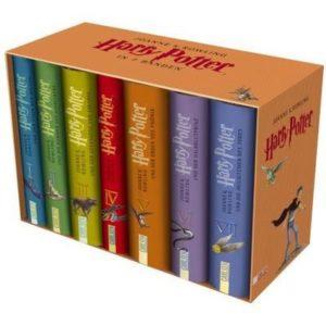 Coffret Harry Potter Allemand 1ère édition