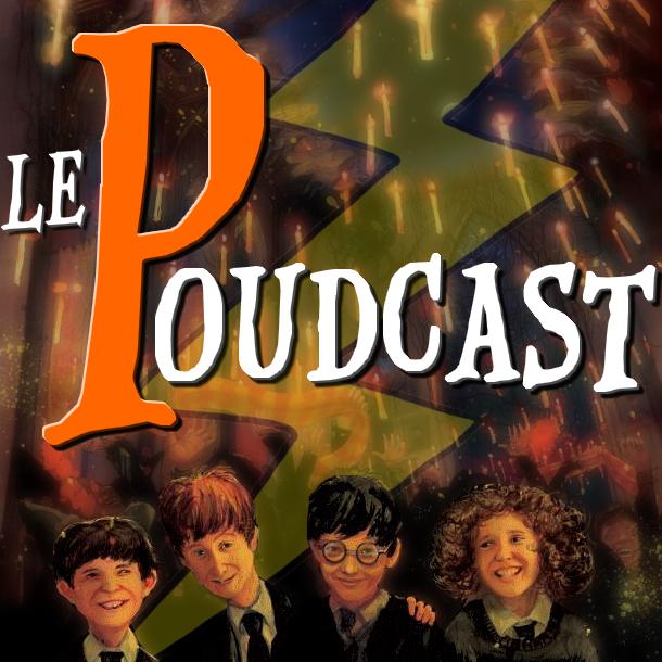 Découvrez Le Poudcast ; jeune podcast Harry Potter francophone !