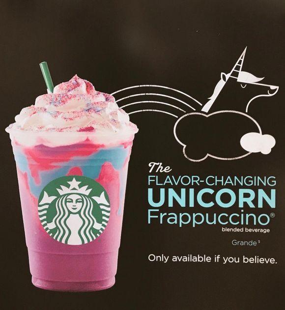 Les frappuccinos 'créatures fantastiques' et Harry Potter de Starbucks