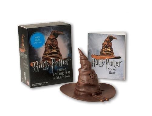 Récapitulatif : les objets Harry Potter de Running Press