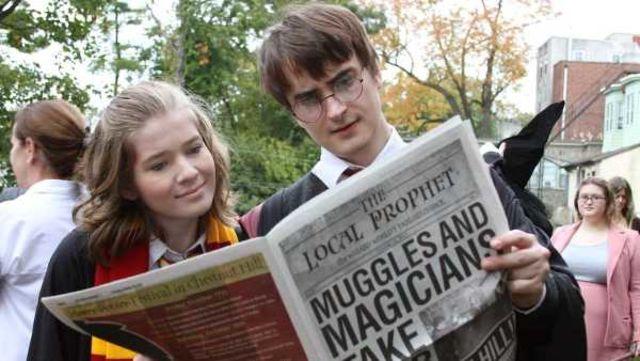 Un festival Harry Potter en Écosse victime de son succès