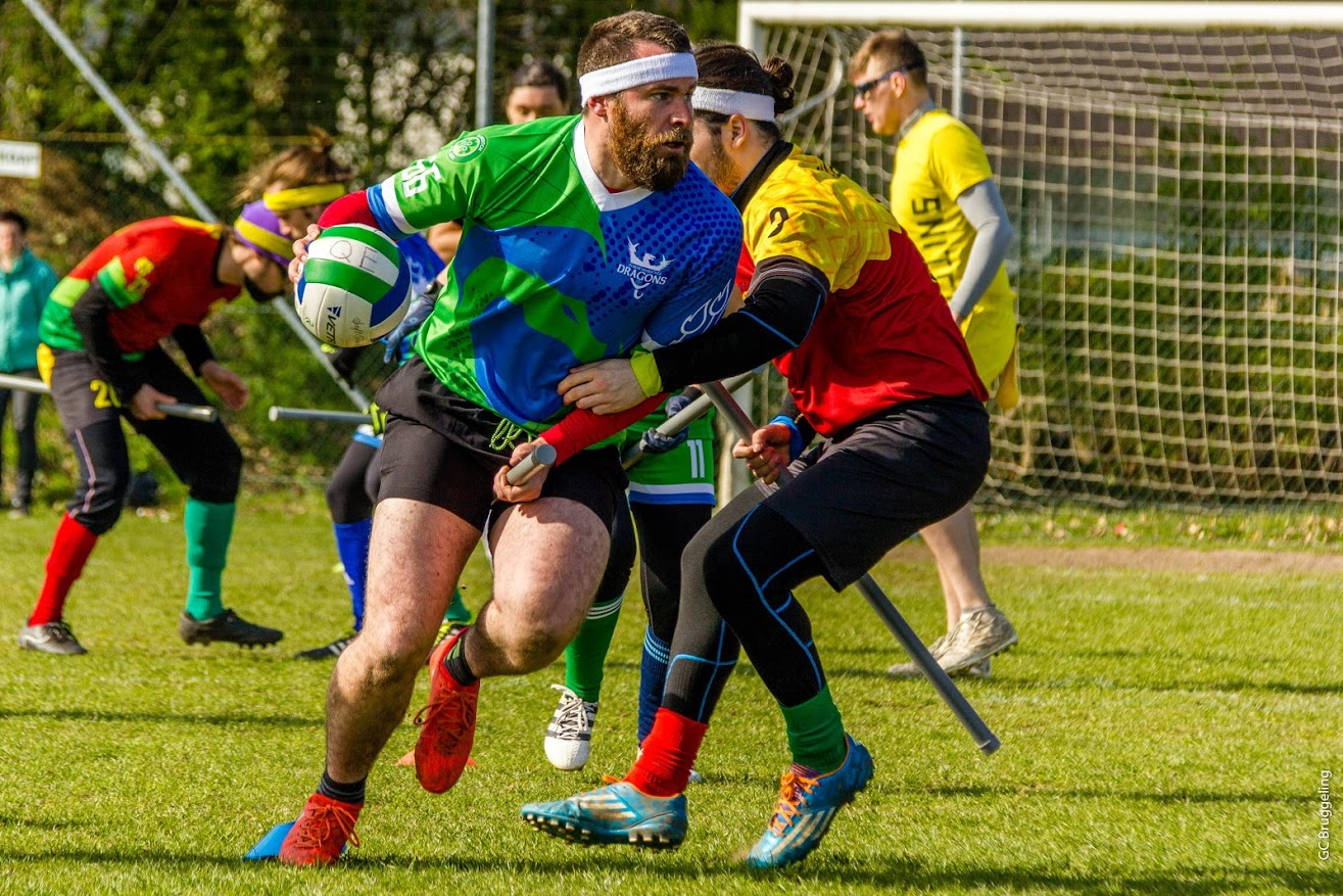 Anvers s'empare de la Coupe d'Europe de Quidditch