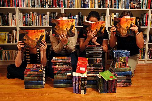 Petits mensonges entre fans d'Harry Potter
