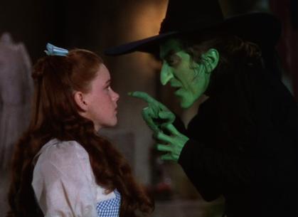 De quoi la sorcière est-elle l'emblème?