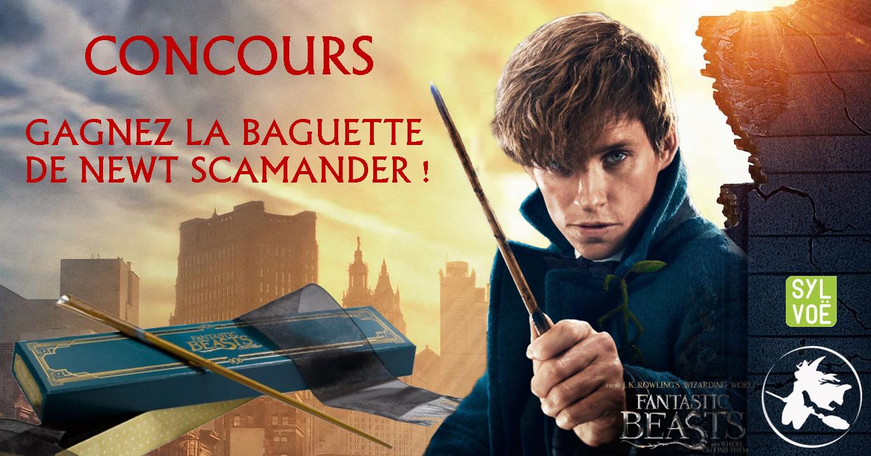Concours : gagnez la baguette de Norbert Dragonneau !