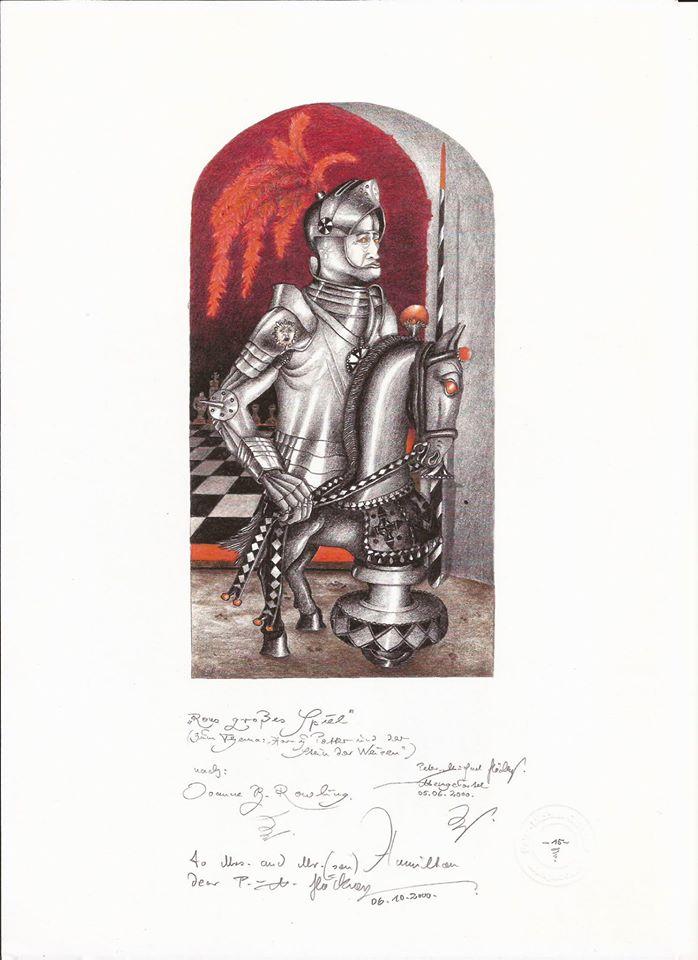 Chevalier aux echecs