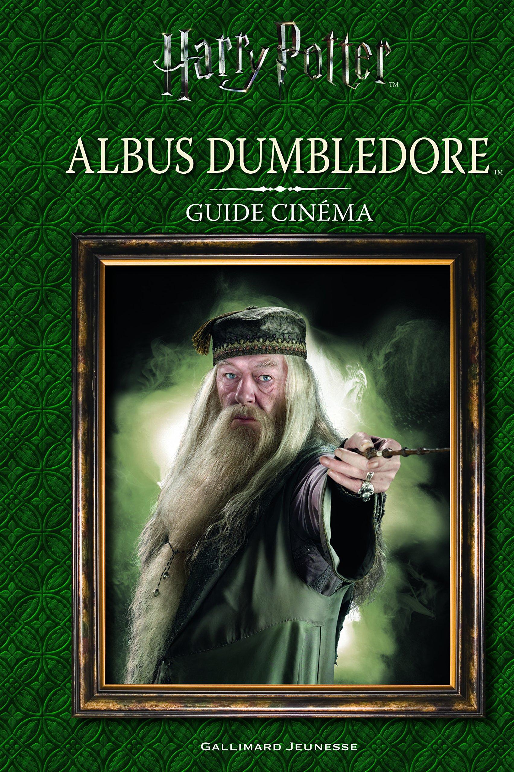 4 nouveaux guides cinéma Harry Potter et Animaux fantastiques par Gallimard !